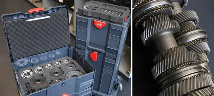 Didaktische Baukästen und Schaltgetriebe-Demonstrator (c)