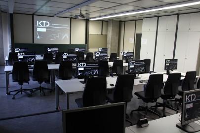 Studentischer CAD-Raum