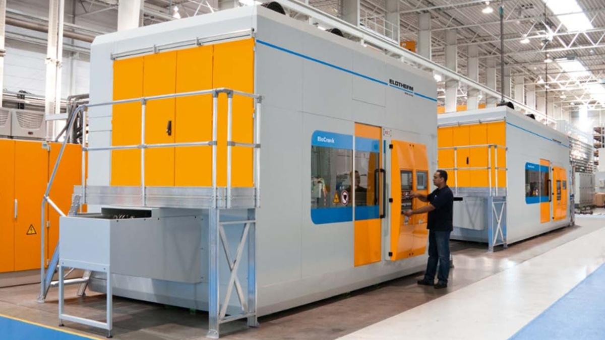 Induktionshärteanlagen Corporate Design für die Firma SMS Elotherm GmbH (2010) (c) SMS Elotherm GmbH